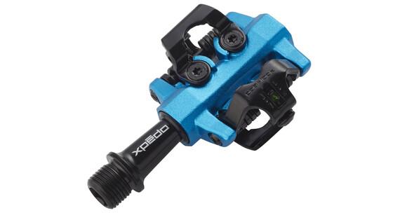 Xpedo CXR Cyclocross-Pedale schwarz/blau